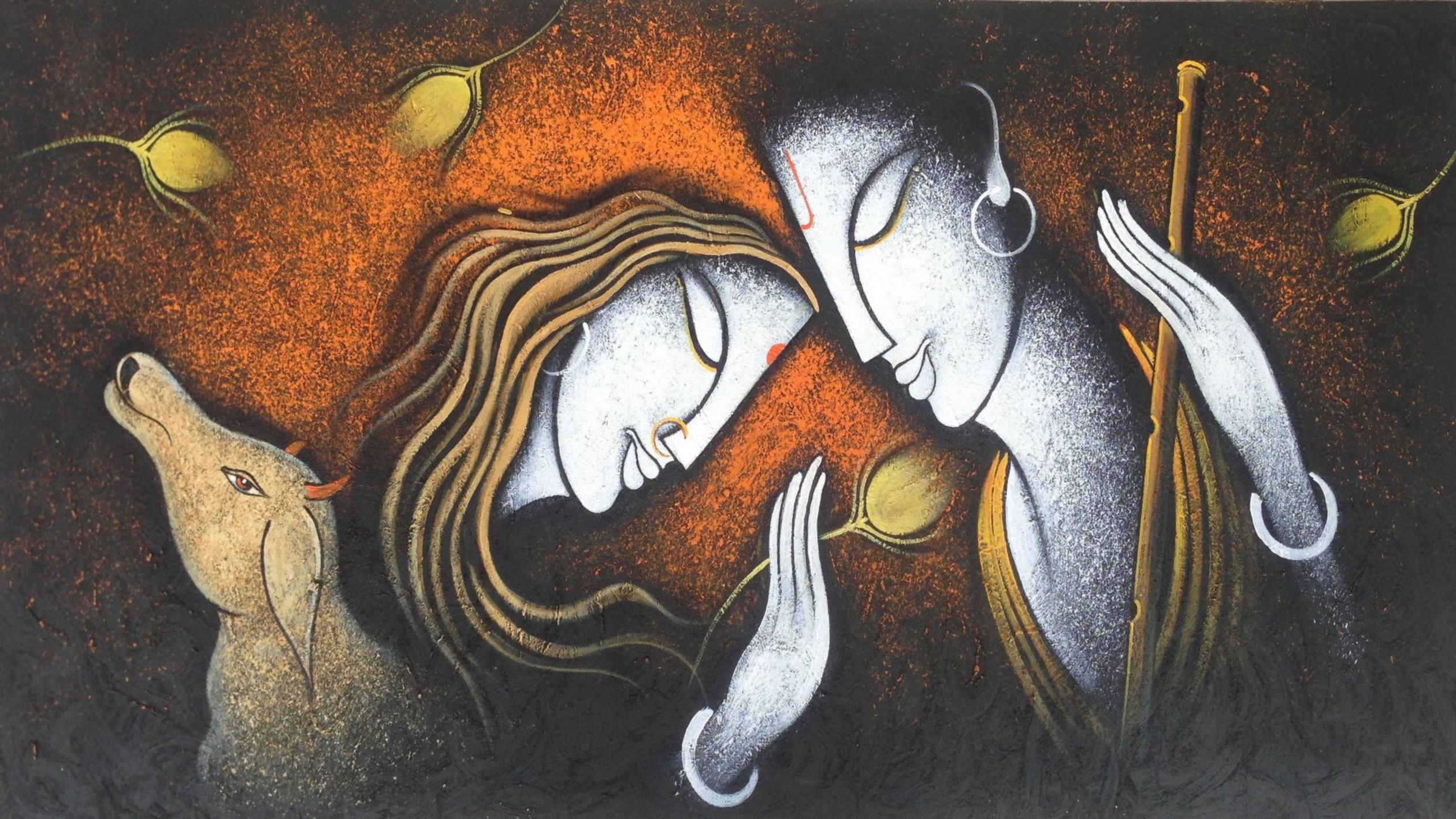Radha Krishna 4