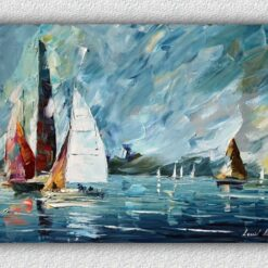 Abstract Paintings on Canvas