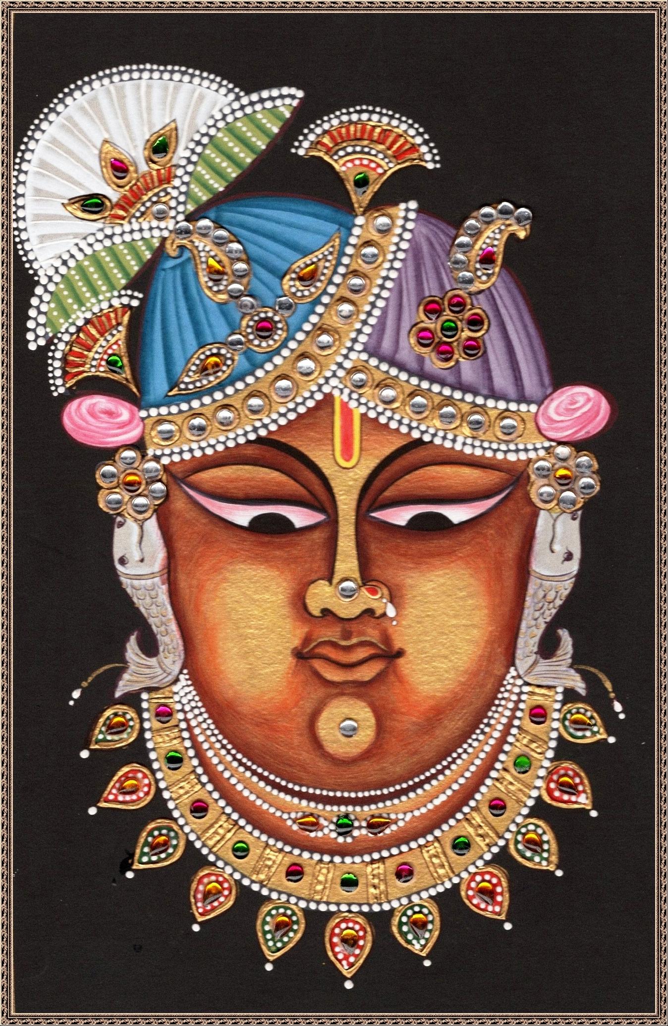 Srinath Ji Face