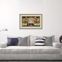 Srinath Ji Paintings